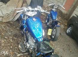 Honda steed 400cc on sell