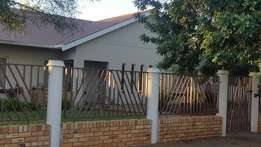 Large 3 bedroom house for rent