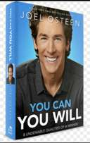 Joel Osteen e books for sale at 120 ksh each