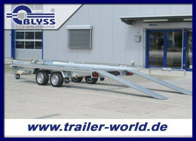 Blyss Autotransporter Anhanger 400x200cm 2700kg zGG