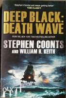 Deep Black Death Wave(soft cover)Stephen Coonts and William H.Keith