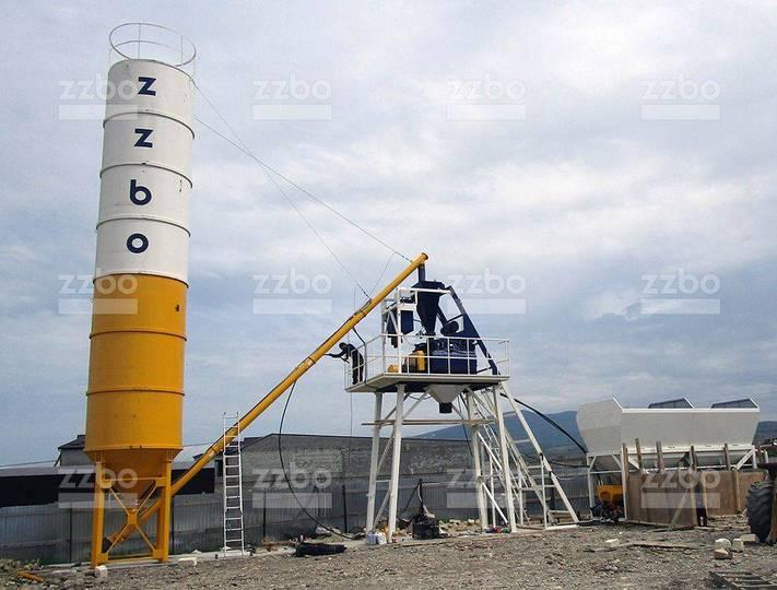 ZZBO Cement Silo Sts-72 / Силос Цемента Сц-72 - 2019