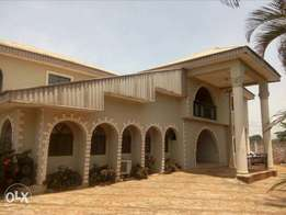 7 bedroom duplex at sapele road in Benin city