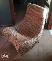 Beautiful Art Deco chair from Weiland's.