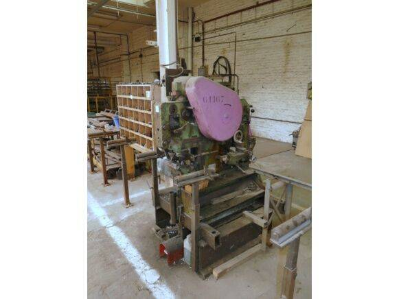 Peddinghaus 210/11 industrial equipment for sale by auction