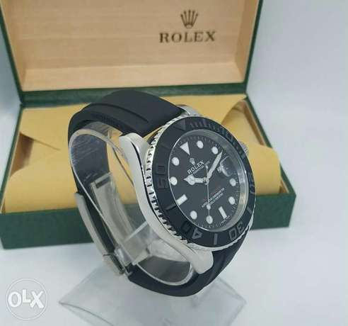 Rolex Rubber Yacht Master( 1 ) First Copy