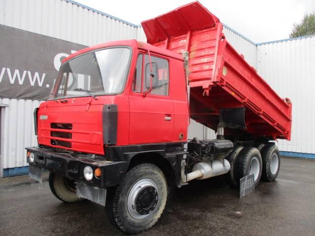 Tatra 815 S, 6X6, V10, Tipper - 1994