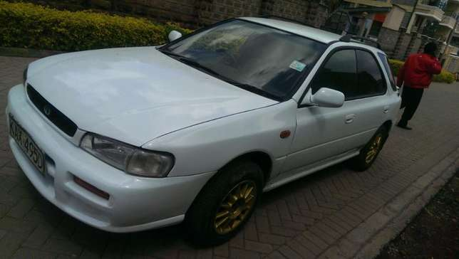 Super deal on a 1999 Subaru Impreza Manual 1500cc Karen - image 7