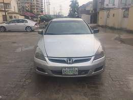 Honda Accord (2007 model V6)