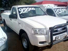 Ford Ranger 2.5Diesel Long-base, 2009 model
