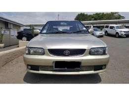 Toyota Tazz 130 for sale R15.000