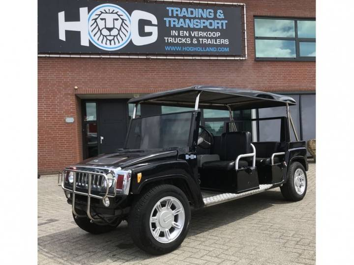 Club Car UNIEK MINI HUMMER - 2010