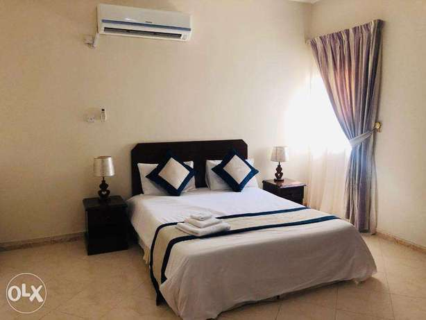 1 bhk Thumama 4000 qr monthly or yearly الثمامة -  7