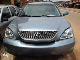 Tokunbo Lexus RX330 For Sale