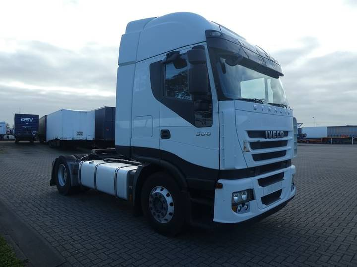 Iveco AS440S50 STRALIS manual intarder - 2009 - image 2
