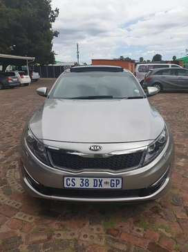 Kia Optima 2017 For Gdi Engine 2 4 With Sun Roof In Perfect Stat