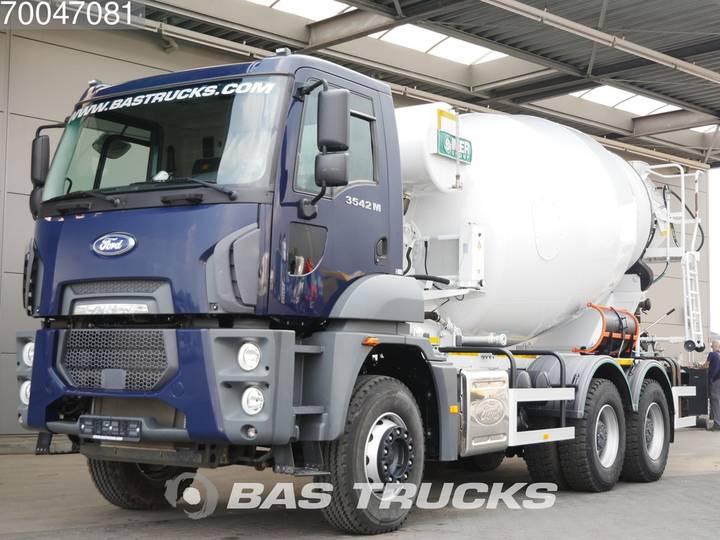 Ford Cargo 3542 M 6X4 Manual Intarder Analog-Tacho Euro 3 Big-... - 2016