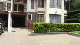 4 bedroom town houses for rent in Lavington.