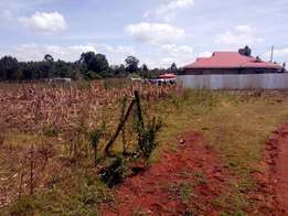 Plot for sale at Kapseret (Kericho ndogo kokwatai)