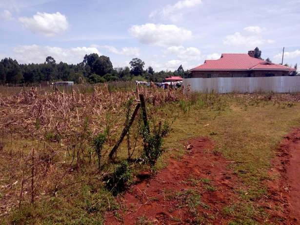 Plot for sale at Kapseret (Kericho ndogo kokwatai) Eldoret East - image 1