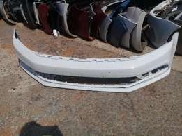 Good condition Genuine clean jetta7 2014 front bumper for sale
