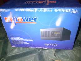 1.5KVA Pure Sine wave Inverter with UPS Function and Higher KVAs