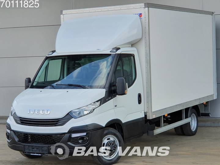 Iveco Daily 35C16 160pk Bakwagen Laadklep Airco Cruise L4H1 19m... - 2017