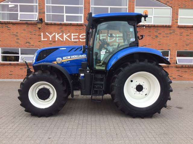 New Holland T7.175 Ac - 2018