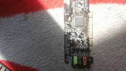Sound blaster card , very rare DDR1 board