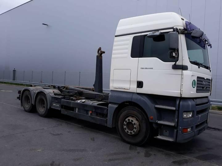 MAN TGA 28.440 / Meiller RK 2065 - 2007
