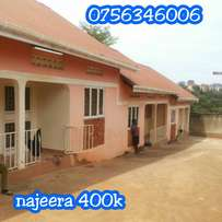 Easy dwelling 2 bedroom house in najeera at 400k