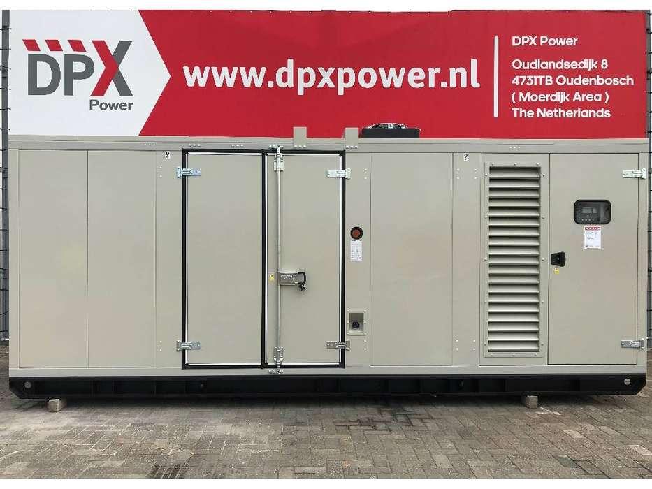 Perkins 4008TAG2 - 1.100 kVA Generator - DPX-19601 - 2019