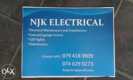 Electrical contractor.