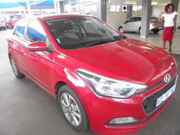 2015 Hyundai i20 1.4 fluid For R 155000