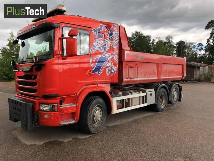 Scania G 410 - 2015