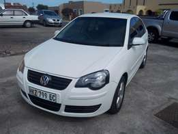 2008 VW Polo 1.6i Comfortline Sedan Manual