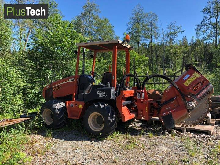Ditch Witch RT55 - 2014