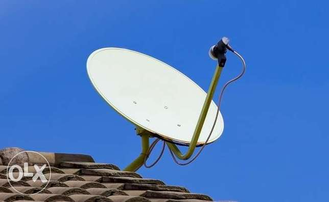 Satellite / Dish Fixing , Installation & Sale