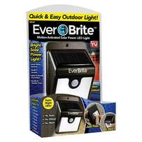 Solar Rechargeable LED by Ever Brite