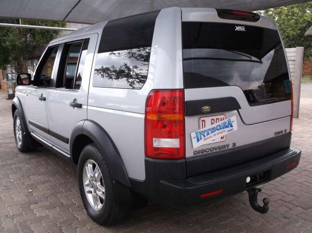2007 Land Rover Discovery 3 Td V6 S AT Roodepoort - image 5
