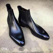 Loins leather Chelsea boot