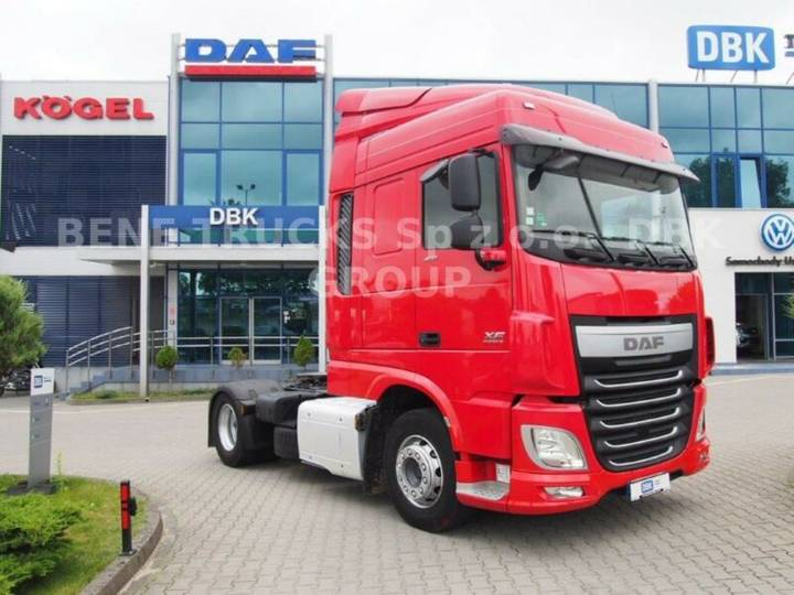 DAF XF 460 FT SPACE CAB AUTOMAT - 2015