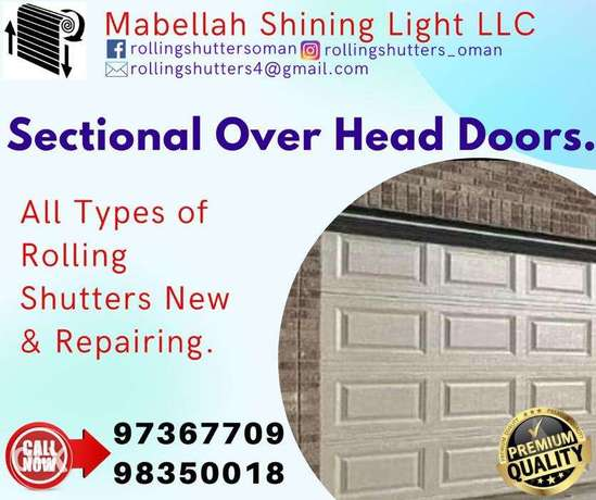 Rolling Shutters New and Repairing