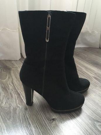 Зимові чобітки жіночі 37  700 грн. - Жіноче взуття Київ на Olx cd7d71d62a1c6