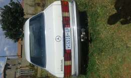 Mercedes 126 for sale