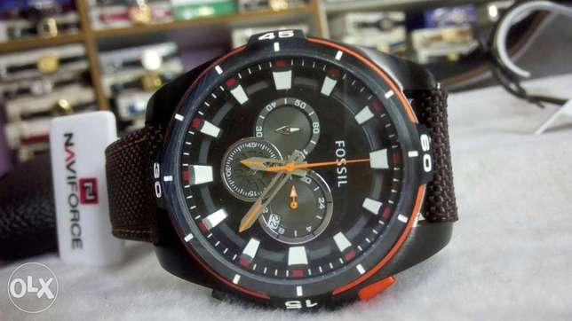 Fossil watch Lanet - image 1