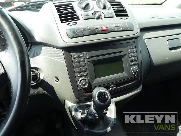 Mercedes-Benz VITO 110 CDI LONG AC lang, metallic, airc - 2014 - image 10