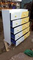 Baby Yellow Chest of Drawers