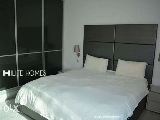 One bedroom Fully Furnished Apartment in Mangaf المنقف -  3