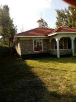 3bedroom house to let in acacia Nkoroi Rongai